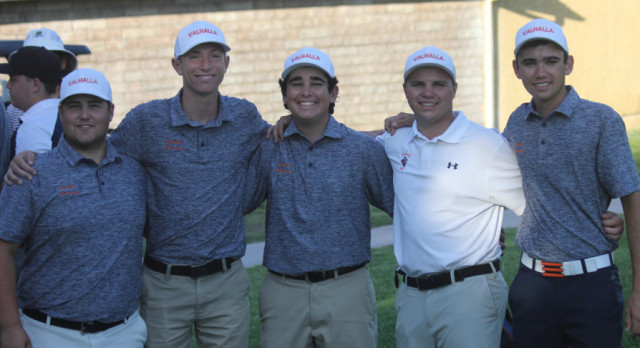 Boys Golf – League Stroke Play Finals – Results