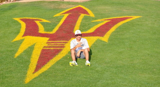Cameron Sisk Commits to ASU