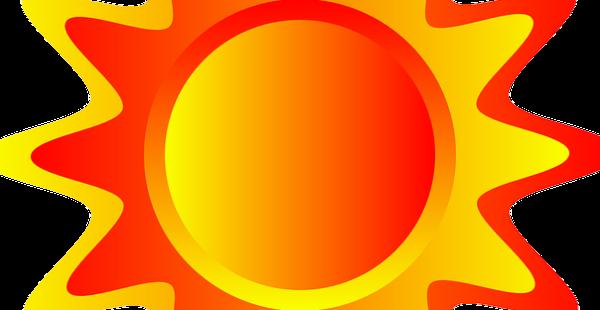 Heat Warning - Sun