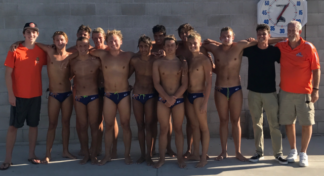 Boys Water Polo – Bronco Invite – 2nd Place
