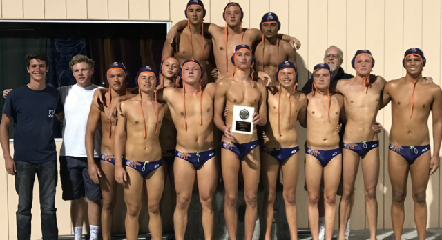 Boys Water Polo Finishes 2nd in Orange County