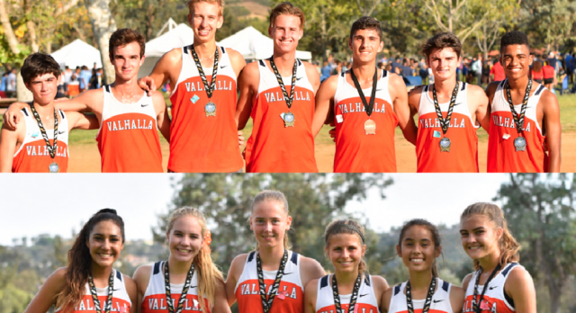Cross Country Sweeps Mustang Invite