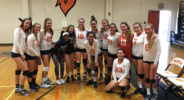 Girls Volleyball Poised for a Run at Greatness