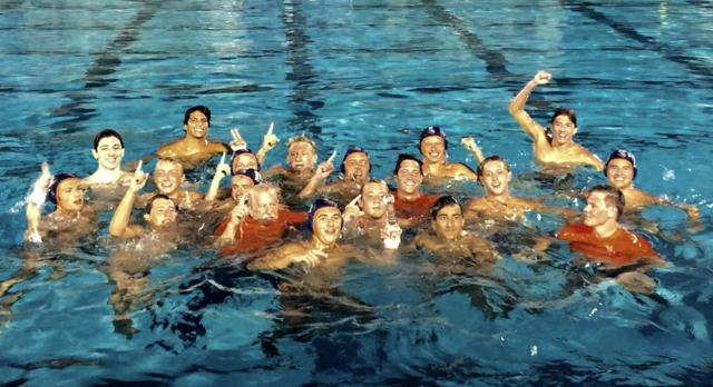 Water Polo beat Grossmont to Win S.D. Open Title