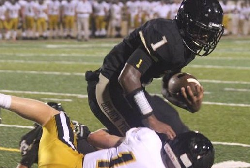 Golden Tigers outpace Athens 35-28 in Jamboree