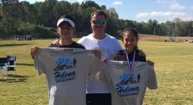 RHS Cross Country Has Strong Showing in Helena Invitational