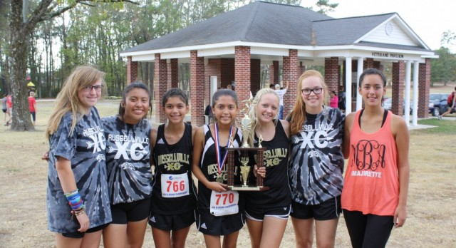Golden Tiger XC Has Strong Showing at Sectionals