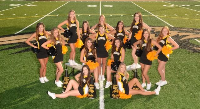 Golden Tigers Cheerleaders to Host Mini-Cheer Clinic