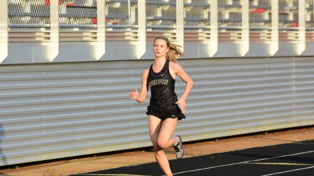 Track Results: Muscle Shoals Invitational