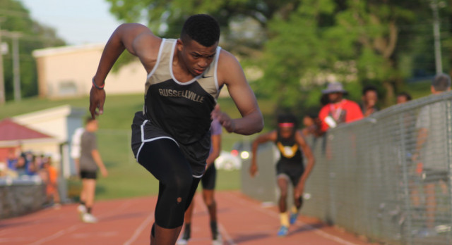 Track Results: Russellville Meet #2