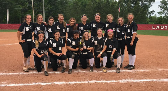 Softball Captures Regional Birth, Area Runners Up