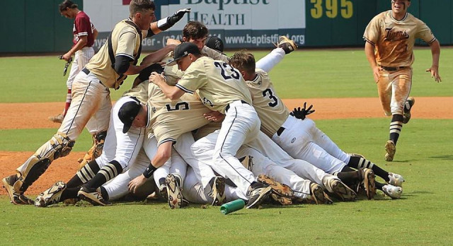 Golden Tigers Claim Third Consecutive 5A Baseball State Title