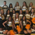 2017 Varsity Cheer Camp at Auburn