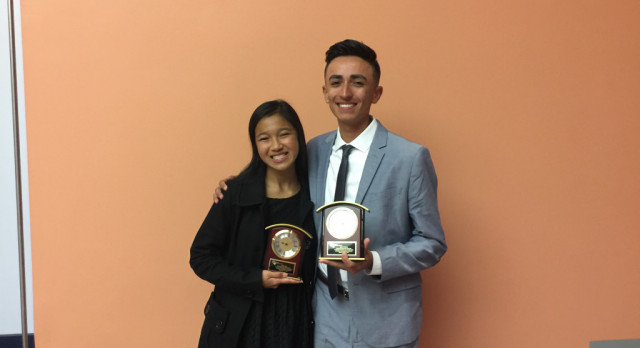 2016-17 Sportsman and Sportswoman of the Year