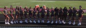 Varsity Football Squad