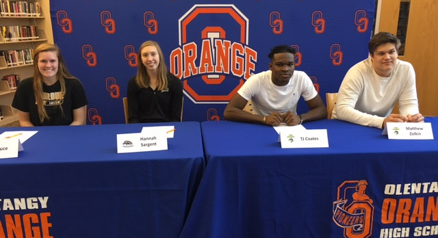 5 Student Athletes Commit on Winter Signing Day