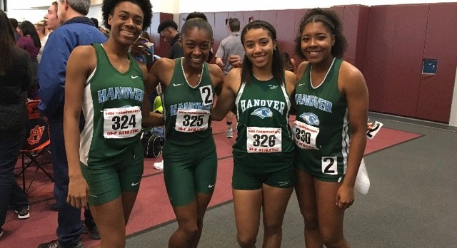 Indoor Track State Meet Results