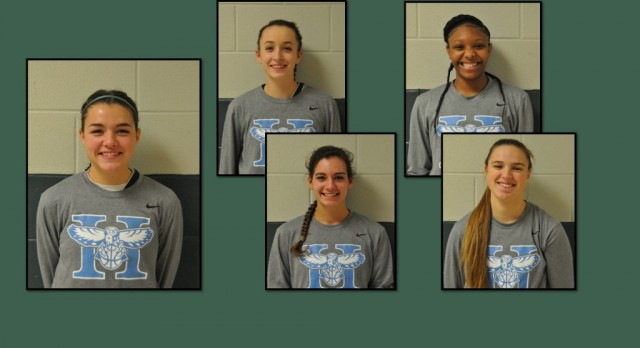 Girls Basketball: All-Conference Team