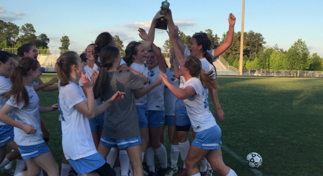 Girls Soccer: Conference Champs/ Regional Results