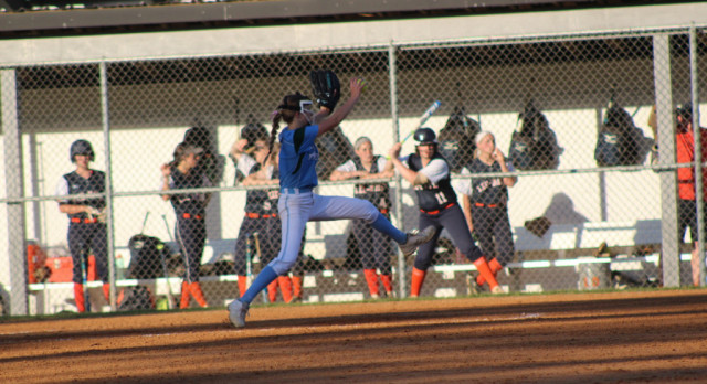 All-Conference Softball Team
