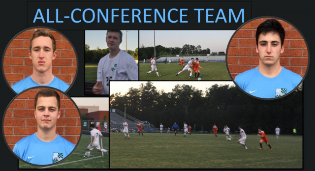 All-Conference Boys Soccer