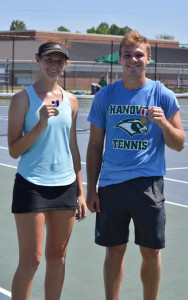 Singles Champs