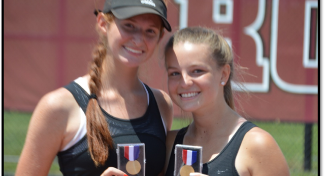 Hawks Win: State Singles and Doubles Champions