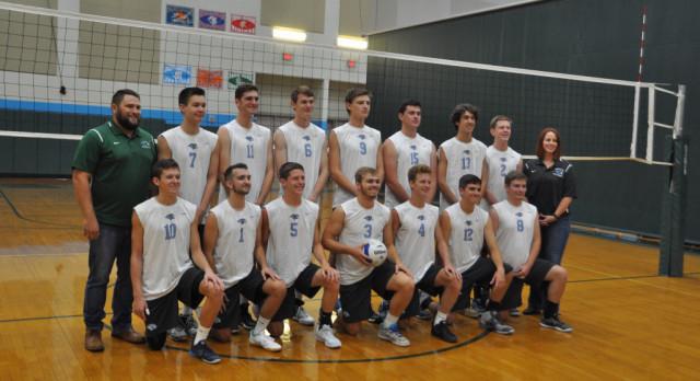 2017 Boys Varsity Volleyball Roster