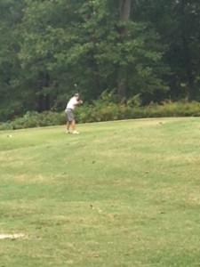 Hawks Golfer