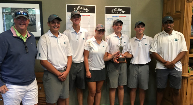 Hanover Golf: Region Runner-Up, Two Advance to States