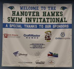 Hawk Invit sponsor banner
