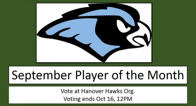 Vote for the September Player of the Month