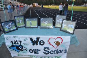 Thank you Seniors
