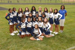 Cheerleading 2008