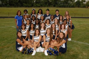 Cheerleading 2009