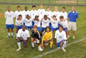 Boys Soccer 2008