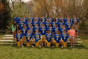 Boys Lacrosse 2012