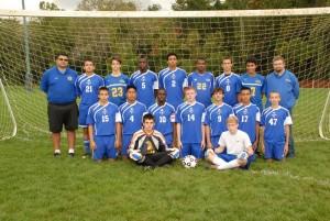 Boys Soccer 2011