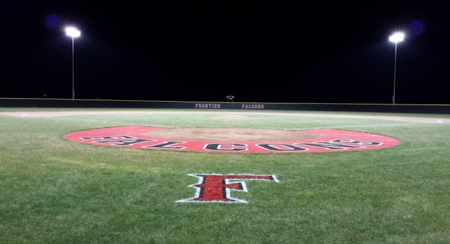 Baseball Sectional at Frontier