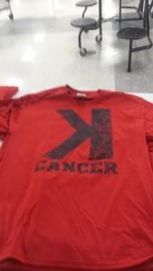 K Cancer Shirts