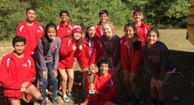 Boys and Girls Cross Country Advance to State!!!