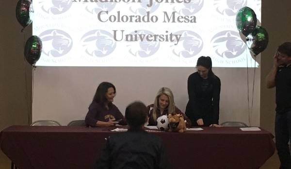 Three Mountain Lions Sign NLI