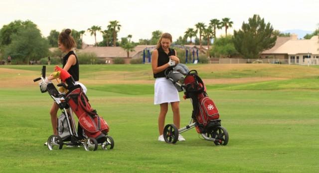 Mountain Ridge Girls Golf Tryouts