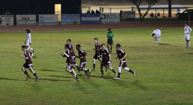 Boys Soccer at MRHS