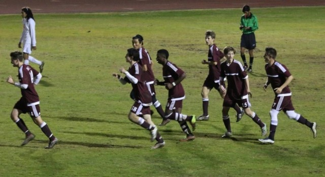 Boys Soccer Meeting