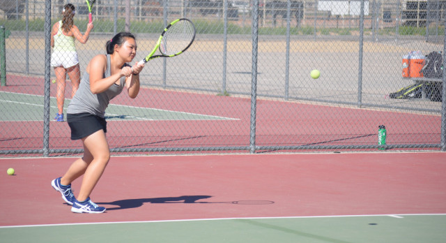 Tennis On A Roll With Wins Over Centennial And Shadow Ridge