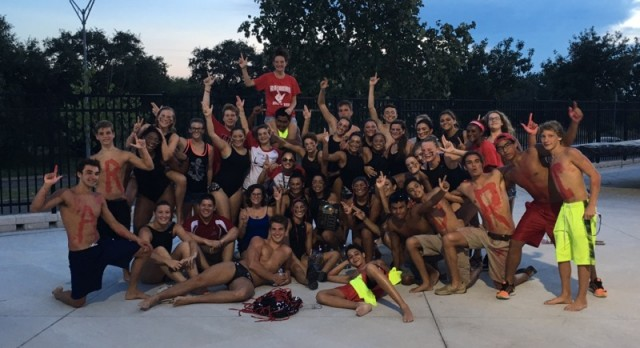Water Polo Wins Big at Alamo Cup