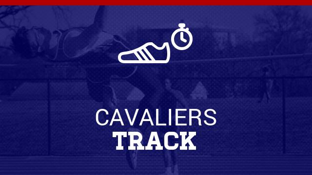Cavalier Boys Track Finishes 5th In BC Sectional