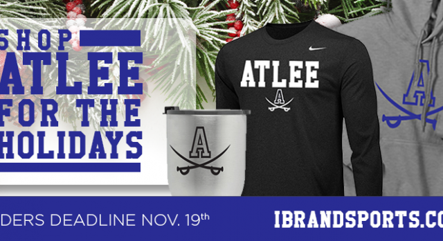 Shop Atlee For The Holidays
