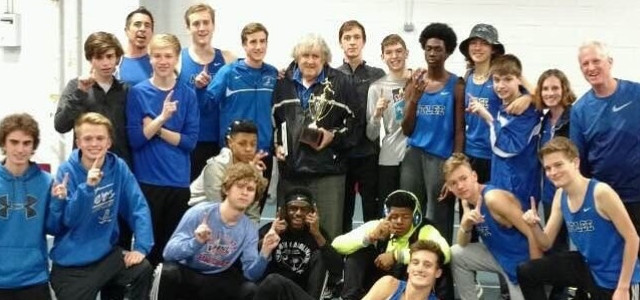 Indoor Track With a Great Season